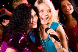 A Karaoke Night