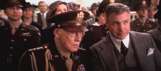 Stan Lee Cameo in Captain America: The First Avenger
