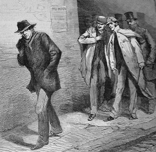 Image from the Illustrated London News for October 13, 1888