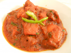 Recipe for Chicken Kadai
