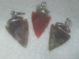 Arrowheads can be used as amulets