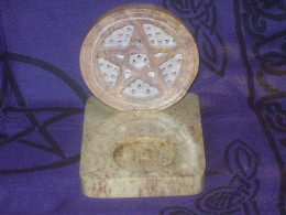 Candle or incense holder