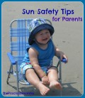 Sun Safety Tips for Kids