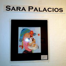An original illustration by Sara Palacios: Marisol McDonald Doesn't Match