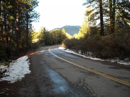 """Country roads, take me home . . ."""