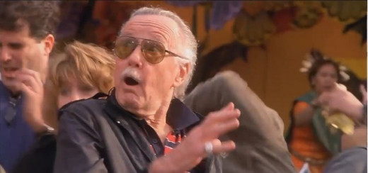 Stan Lee Cameo in Spider-Man