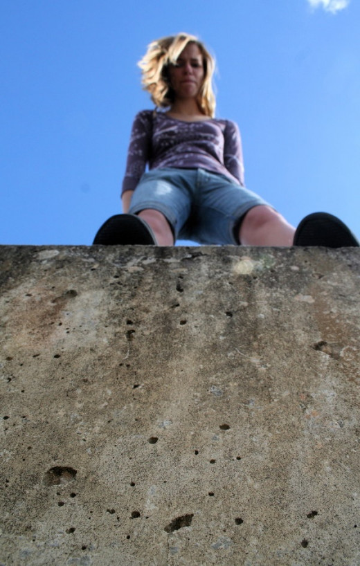 essay about fear of heights Extreme fear of heights, that the stronger their fear free essays a deeper analysis on the cinderella complex are a great deal of commitment is necessary to overcome the fear of heights acrophobia is an irrational fear of heights or high places.
