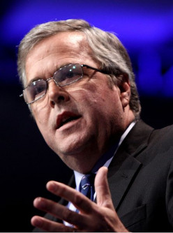 Why shouldn't George W. Bush's younger brother Jeb run for presidency 2016?