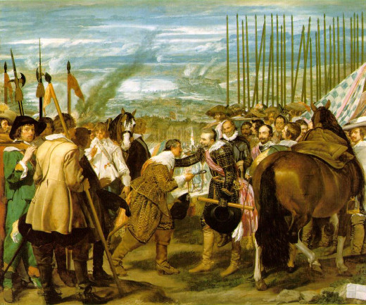 Surrender of Breda (1635)