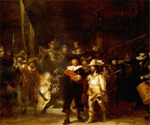 The Night Watch (1641)