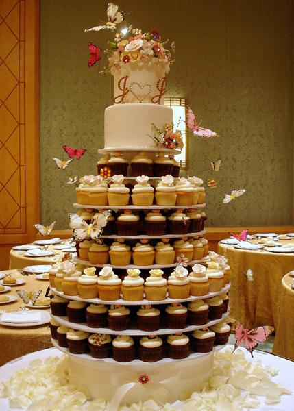 An Irish wedding cake