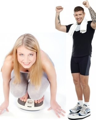 Give up your bad habits and give fitness top priority to get back in shape to become healthy and attractive again.