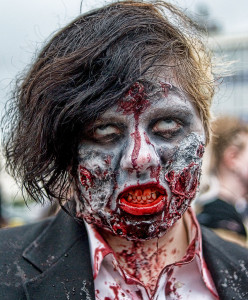Photographing Zombies