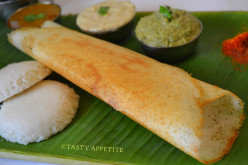 How to Eat the South Indian Foods Dosa and Idly