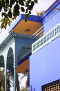 The Cubist Villa was commissioned in 1931 and now forms the centre-piece. Balconies and a Pergola were added from 1933