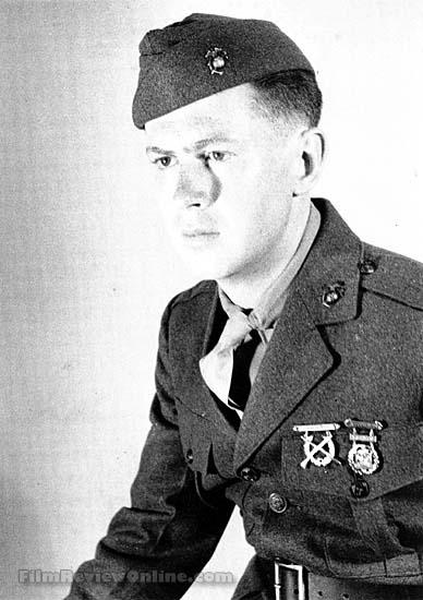 Robert Leckie, US Marine