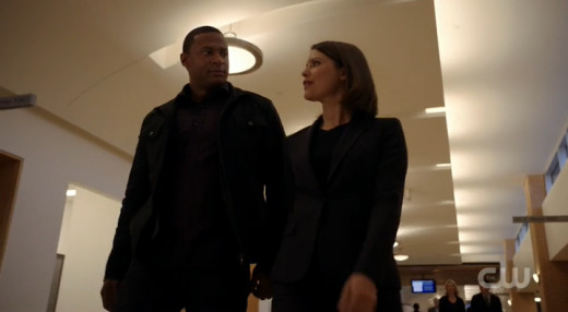 Diggle isn't as slick as he thinks he is.