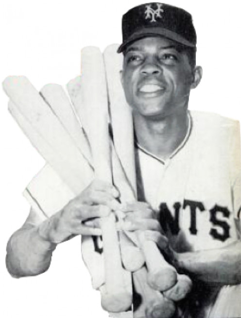 Willie Mays -- the greatest M player