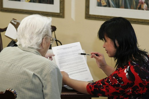 Residents of assisted living facilities can get help with all sorts of things.