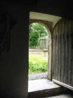 Photographing Open Doors