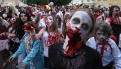The Zombie Apocalypse