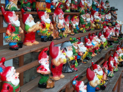 Garden Gnomes and Their Past