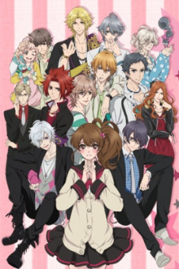 Promotional image for Brothers Conflict