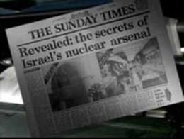 With all the furor over N. Korea, why does no one talk of Israel's nukes?
