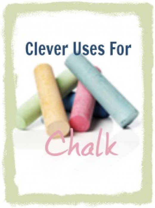 Clever Ways To Use Chalk