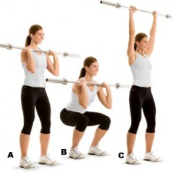 How To Do Front Squat Push Presses