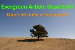 How Evergreen Articles Become Extinct & How to Make Them Relevant Again