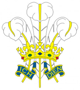 badge of the Prince of Wales