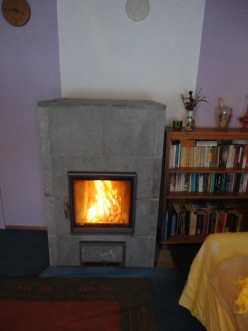 Environmentally Efficient & Friendly Soapstone Fires