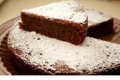 Greek Recipe - Chocolate Lenten Cake