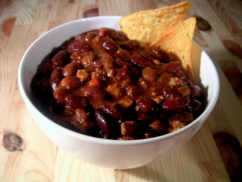 Chili can be a healthy source of comfort food, especially for premenstrual symptoms.