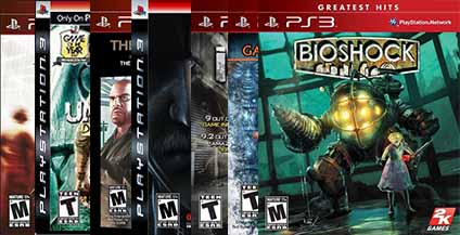 best playstation3 games