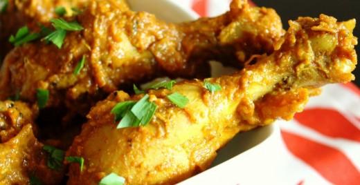 Chili Chicken In Balti