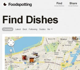 Foodspotting - A social network and discovery engine for food lovers