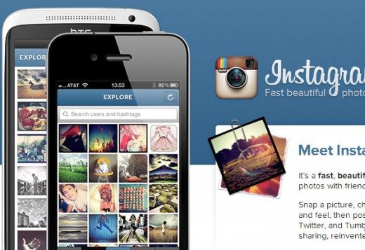 Instagram - A photo based social networking site