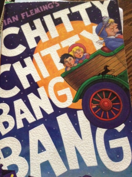 Chitty Chitty Bang Bang, By Ian Fleming