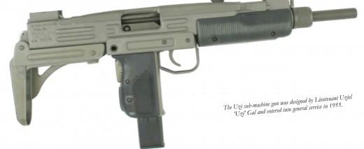 The Uzi: weapon par excellence!