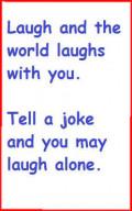 A Few Good Jokes
