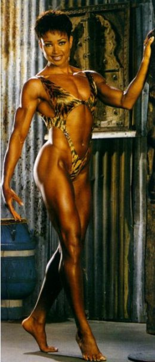 Lisa Lowe Female Fitness