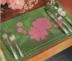 Free Crochet Placemat Patterns