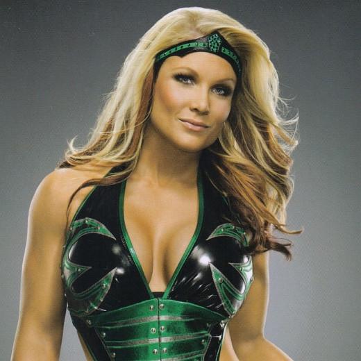Former WWE Diva, Beth Phoenix