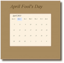 How to Play Great Pranks on April 1 (April Fool's Day)