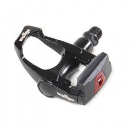 Wellgo road pedals offer value and adjustable tension making them a great budget pedal.