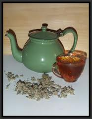 Teas are great to help diahrrea.