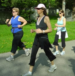 Walking is the best exercise for diabetics.
