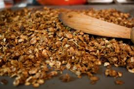 Mary's Amazing Granola